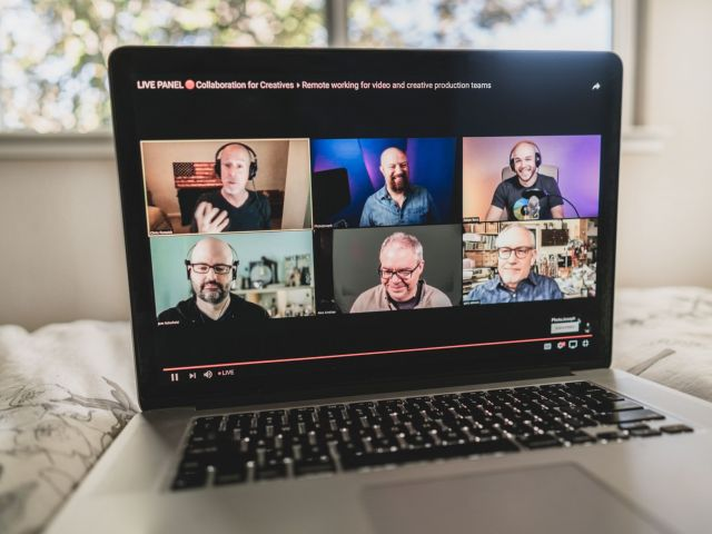 YouTube Live Remote Panel