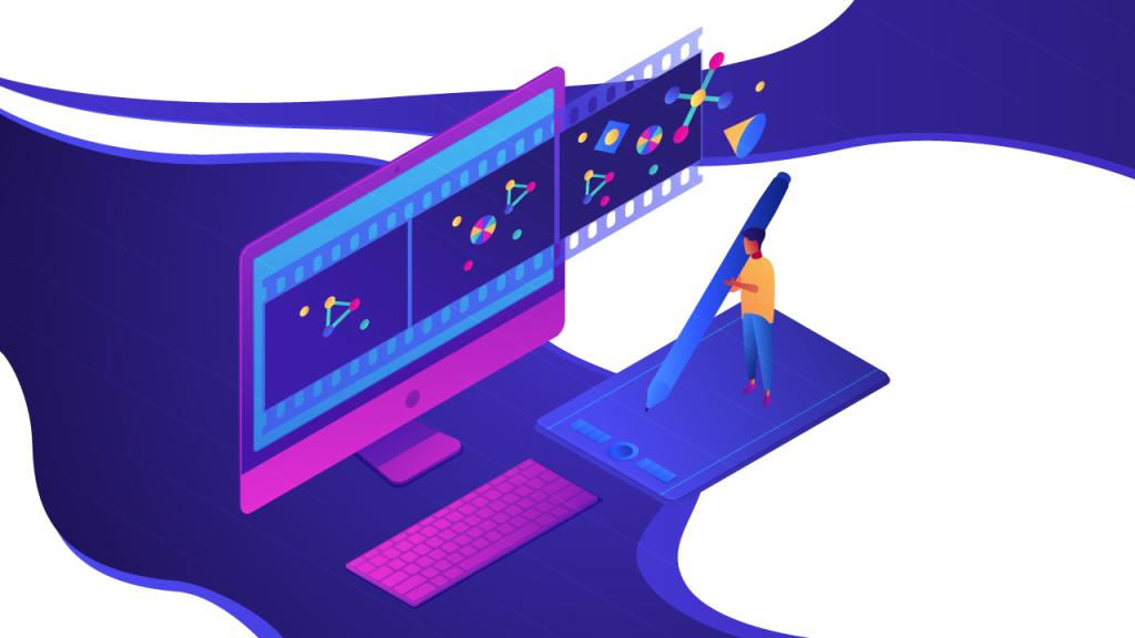 Animated Video Content Motion Graphics Designer